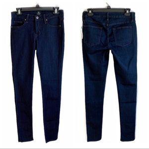 NWT Stitch Fix Just Black Adorra skinny jean 27